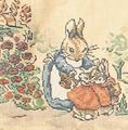 Peter Rabbit Draught Excluder