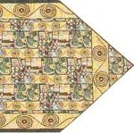 Klimt Table Runner