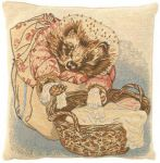 Mrs Tiggy-winkle cushion