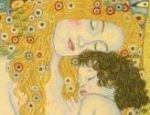 Klimt Mother & Child